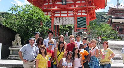 Global Teen Leadership - Colombia, Japan, Korea, Senegal, Taiwan